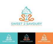 Sweet 2 Savoury Logo - Entry #14