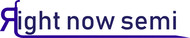 Right Now Semi Logo - Entry #191