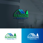 Reimagine Roofing Logo - Entry #57