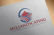 South East Qld Landscaping and Fencing Supplies Logo - Entry #29