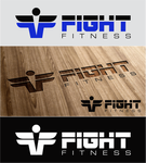 Fight Fitness Logo - Entry #151