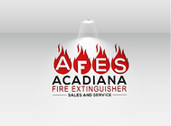 Acadiana Fire Extinguisher Sales and Service Logo - Entry #261
