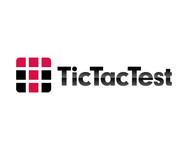 TicTacTest Logo - Entry #40