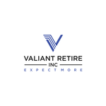 Valiant Retire Inc. Logo - Entry #335