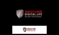 Secure. Digital. Life Logo - Entry #21