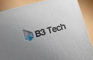 B3 Tech Logo - Entry #74