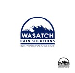 WASATCH PAIN SOLUTIONS Logo - Entry #58