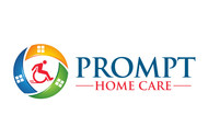 Prompt Home Care Logo - Entry #139