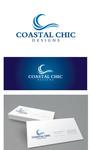 Coastal Chic Designs Logo - Entry #111