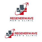 Regenerwave Men's Clinic Logo - Entry #45