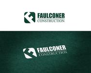 Faulconer or Faulconer Construction Logo - Entry #39