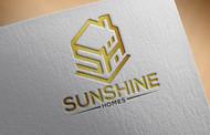 Sunshine Homes Logo - Entry #238