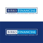 Birks Financial Logo - Entry #227