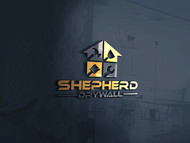 Shepherd Drywall Logo - Entry #104
