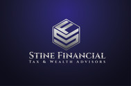 Stine Financial Logo - Entry #97