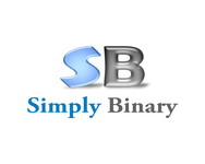 Simply Binary Logo - Entry #141