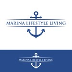 Marina lifestyle living Logo - Entry #131