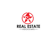 CZ Real Estate Rockstars Logo - Entry #183