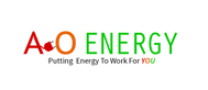 A-O Energy Logo - Entry #47