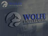 WOLFE ENTERPRISES Logo - Entry #7