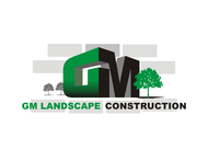 GM Landscape Construction Logo - Entry #27