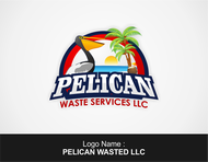 Pelican Waste Services LLC Logo - Entry #10
