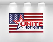 Unite not Ignite Logo - Entry #244