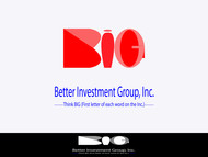 Better Investment Group, Inc. Logo - Entry #173