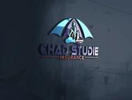 Chad Studier Insurance Logo - Entry #348