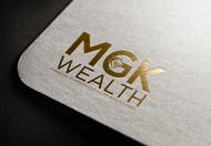MGK Wealth Logo - Entry #332