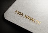 MGK Wealth Logo - Entry #436