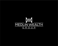 Medlin Wealth Group Logo - Entry #74
