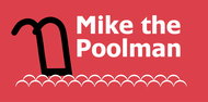 Mike the Poolman  Logo - Entry #7