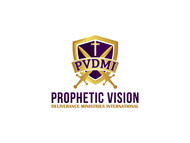 Prophetic Vision Deliverance Ministries International Logo - Entry #60