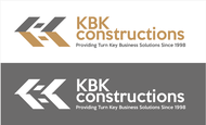 KBK constructions Logo - Entry #20