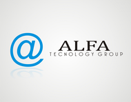 Alpha Technology Group Logo - Entry #24