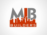 MJB BUILDERS Logo - Entry #2
