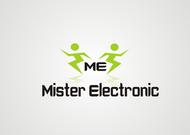 Mister Electronic Logo - Entry #35