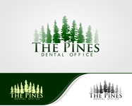 The Pines Dental Office Logo - Entry #57
