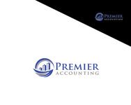 Premier Accounting Logo - Entry #136