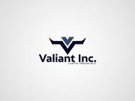 Valiant Inc. Logo - Entry #338