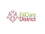 FitCore District Logo - Entry #53