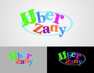 UberZany Logo - Entry #18
