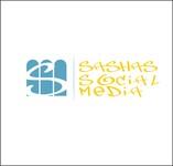 Sasha's Social Media Logo - Entry #138
