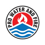 Pro Water and Fire Logo - Entry #7