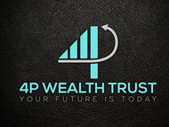 4P Wealth Trust Logo - Entry #211