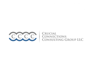 Crucial Connections Consulting Group LOGO - Entry #7