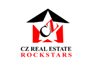 CZ Real Estate Rockstars Logo - Entry #136