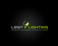 Legit LED or Legit Lighting Logo - Entry #213