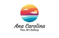 Ana Carolina Fine Art Gallery Logo - Entry #73